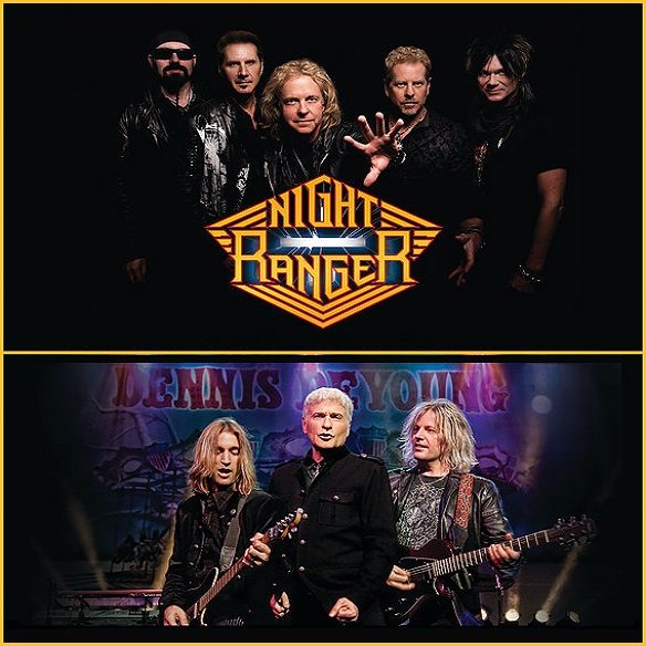 Night Ranger & Dennis DeYoung